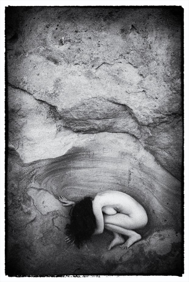The World on My Shoulders Artistic Nude Photo by Photographer pblieden