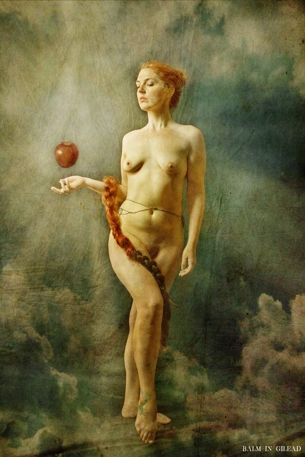 The apple Artistic Nude Photo by Photographer balm in Gilead