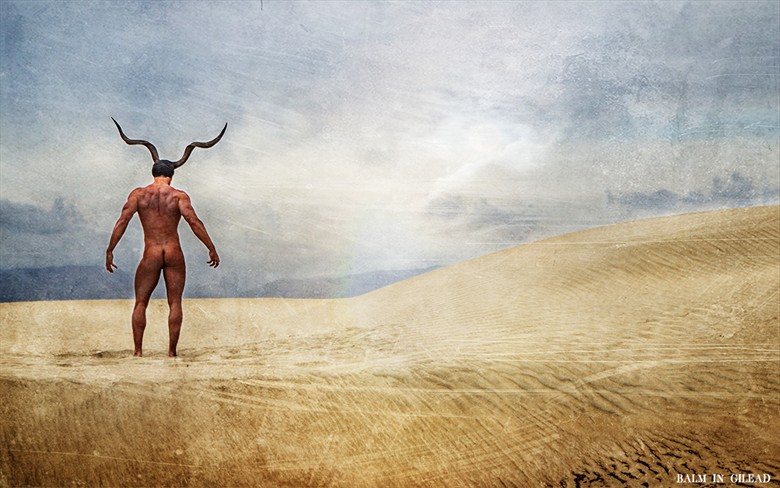 The beast Artistic Nude Photo by Photographer balm in Gilead
