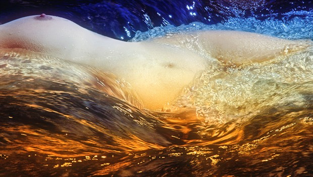 The birth of Venus Artistic Nude Artwork by Photographer NUDE DREAMS