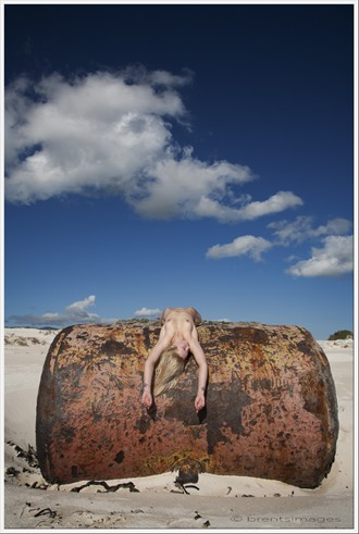 The colour of rust Artistic Nude Photo by Photographer Brentsimages