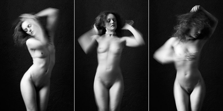 The dance Artistic Nude Photo by Photographer Mike Brown
