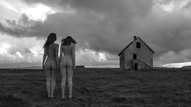 The deserted ones Artistic Nude Photo by Photographer Odinntheviking