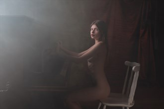 The girl from dream Artistic Nude Photo by Model Florence