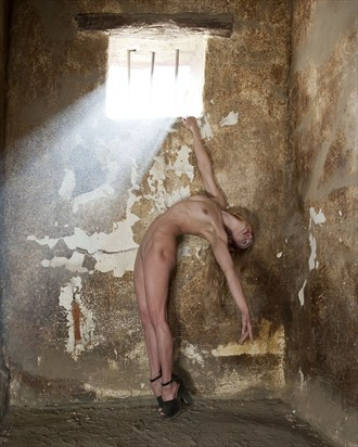 The human desire for freedom Artistic Nude Photo by Photographer John Evans