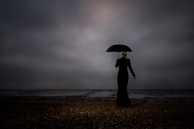 The impending storm Fashion Photo by Photographer Blofeld