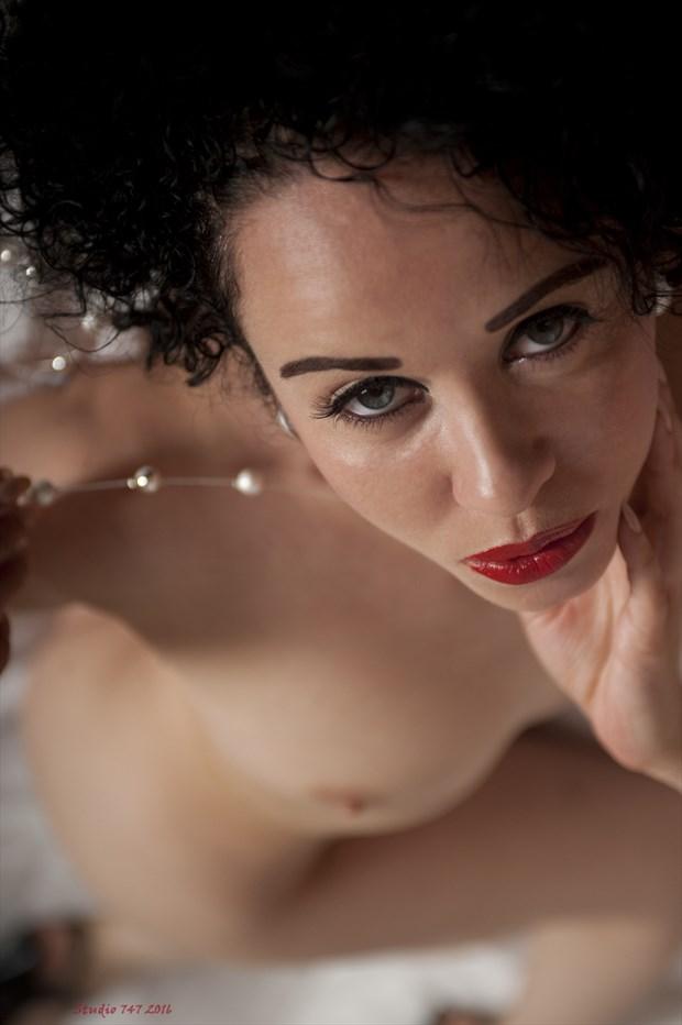 The incomparable Jenn Evie Erotic Artwork by Photographer Studio747