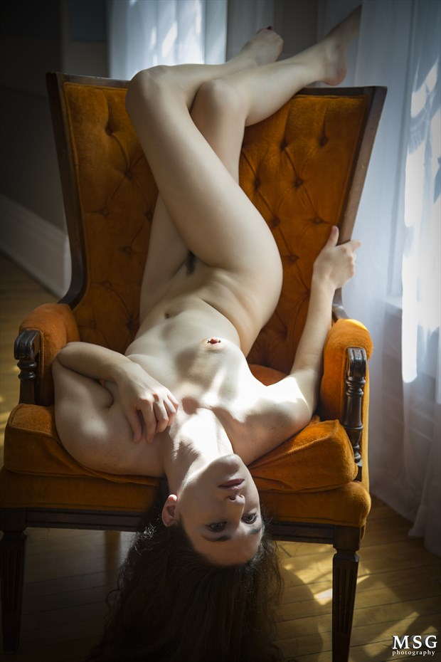 The light with Sirena Artistic Nude Photo by Photographer MSG Photography