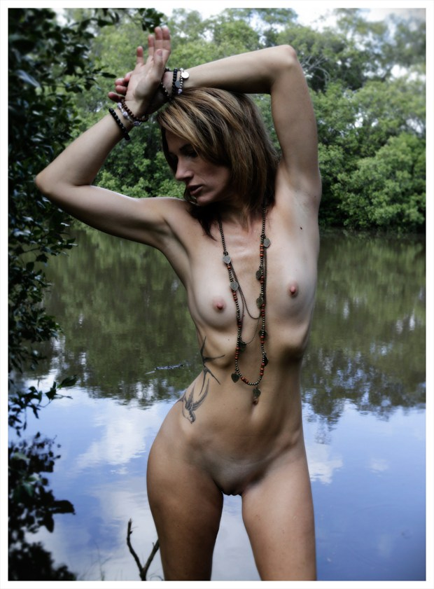 The necklace Artistic Nude Photo by Photographer dvan