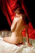 The snail Artistic Nude Artwork by Artist Bruno Di Maio