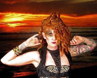 The sunset Glamour Photo by Photographer Scott Belding