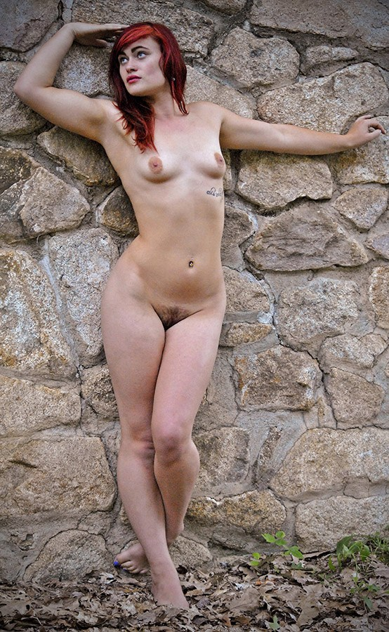 The wall Artistic Nude Photo by Photographer Hey Boo Photography
