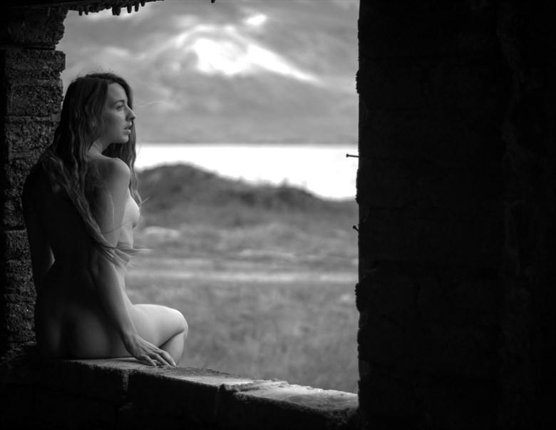 The window Artistic Nude Photo by Photographer Odinntheviking