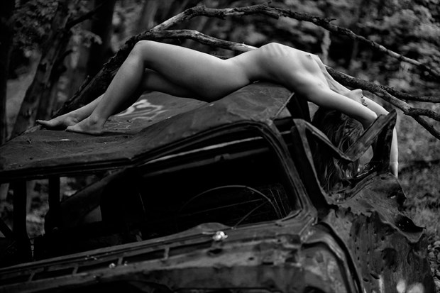 Thee Ole Dixie Wrecked Artistic Nude Photo by Photographer Muse Evolution Photography