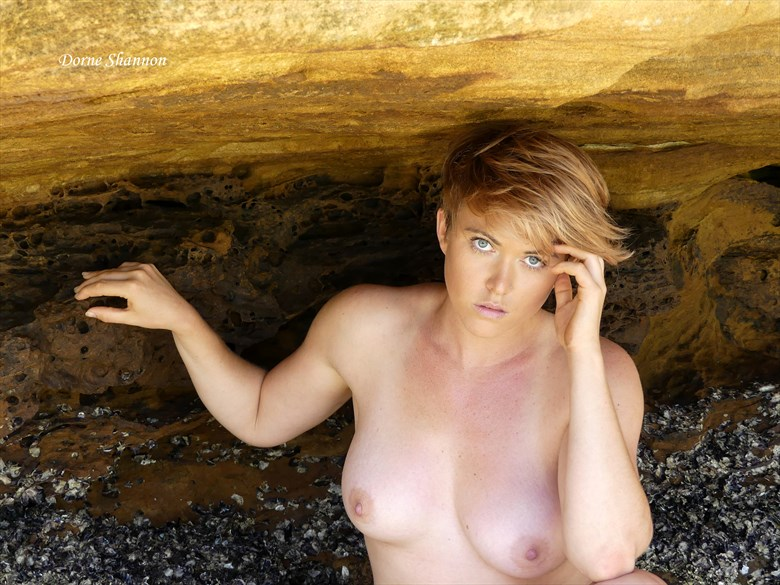 Therese Artistic Nude Photo by Photographer Dorne Shannon