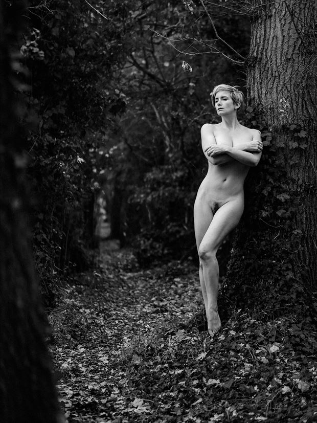 This is the Way Artistic Nude Photo by Photographer Ceri Vale
