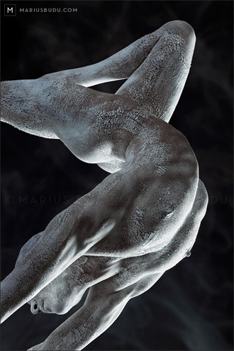 Thought Tension 1 Artistic Nude Photo by Photographer Marius Budu
