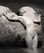 Thoughts Artistic Nude Photo by Photographer Eric Lowenberg
