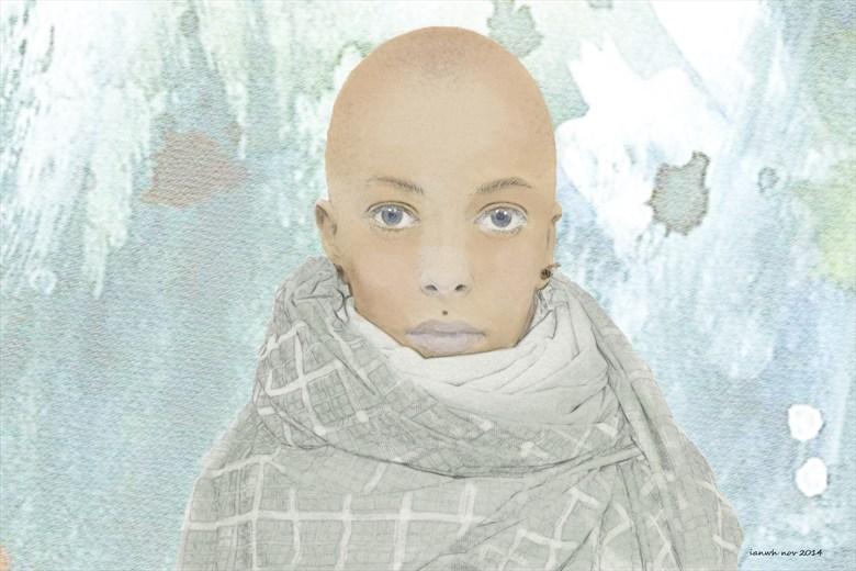 Through the mist Digital Artwork by Artist ianwh