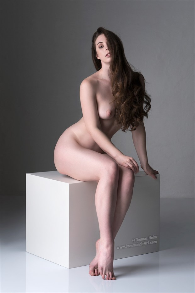 Tickled Pink Artistic Nude Photo by Photographer CommandoArt