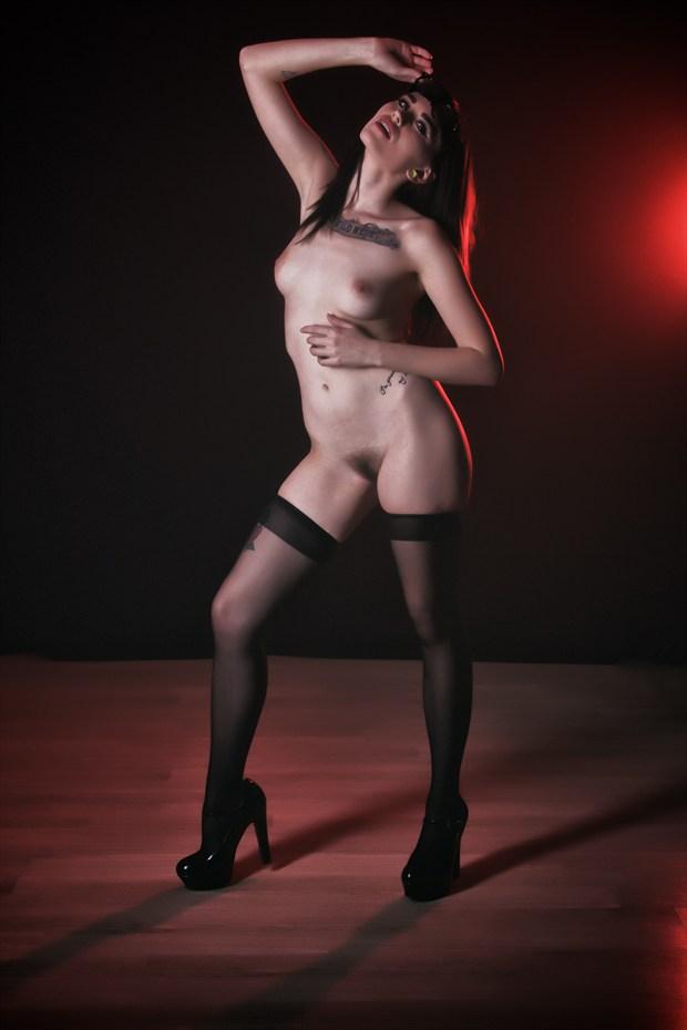 Tiffany Nacke Artistic Nude Photo by Photographer Hypnotica Studios