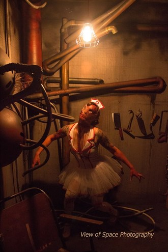 Tiffany the Silent Hill nurse Cosplay Photo by Photographer Viewofspace