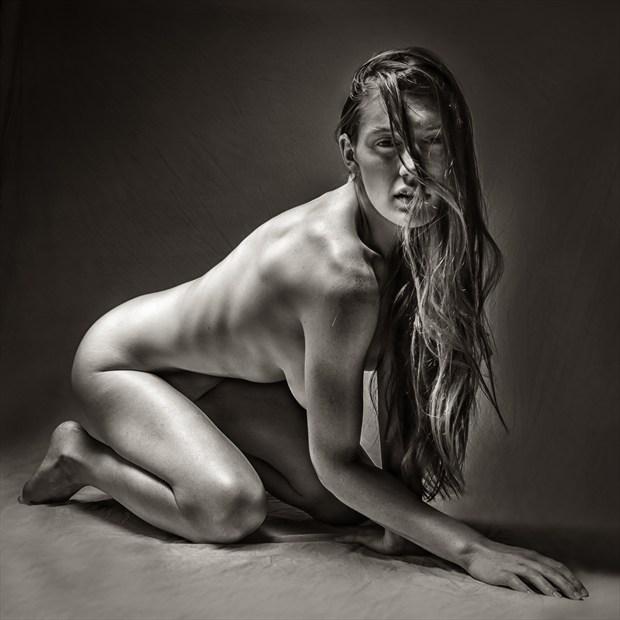 Tiger, Tiger... Erotic Photo by Photographer rick jolson