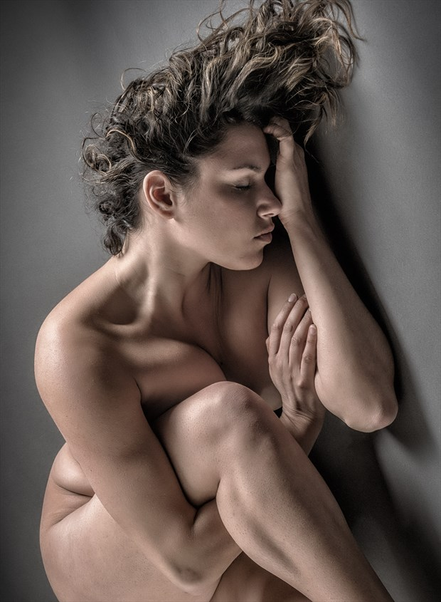 Tighter Knot Artistic Nude Photo by Photographer rick jolson