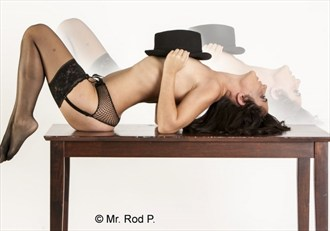 Tilly on the table II Lingerie Photo by Photographer Mr Rod P