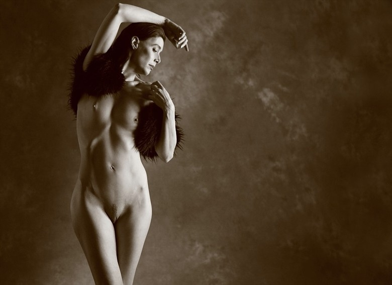 Timeless.. Artistic Nude Photo by Model Marmalade