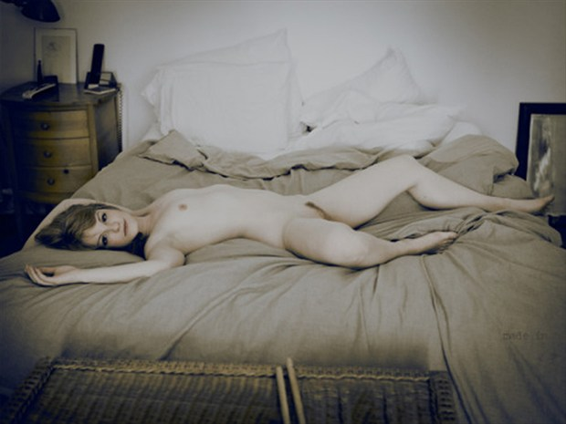 Tito Trelles Artistic Nude Photo by Model Nathalia Rhodes