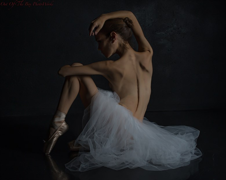 To the Pointe Sensual Photo by Photographer Miller Box Photo