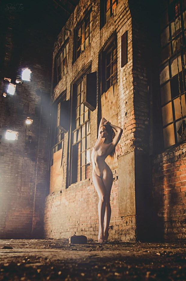 Toledo Artistic Nude Photo by Model Shaun Tia