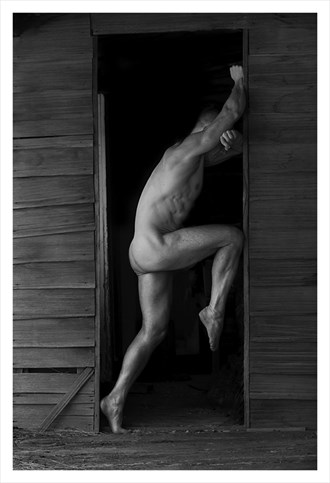 Tommy Artistic Nude Photo by Photographer Ross Spirou