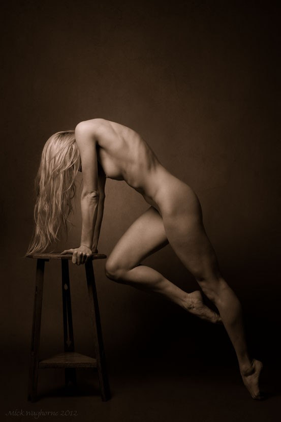 Tone Artistic Nude Photo by Photographer Mick Waghorne