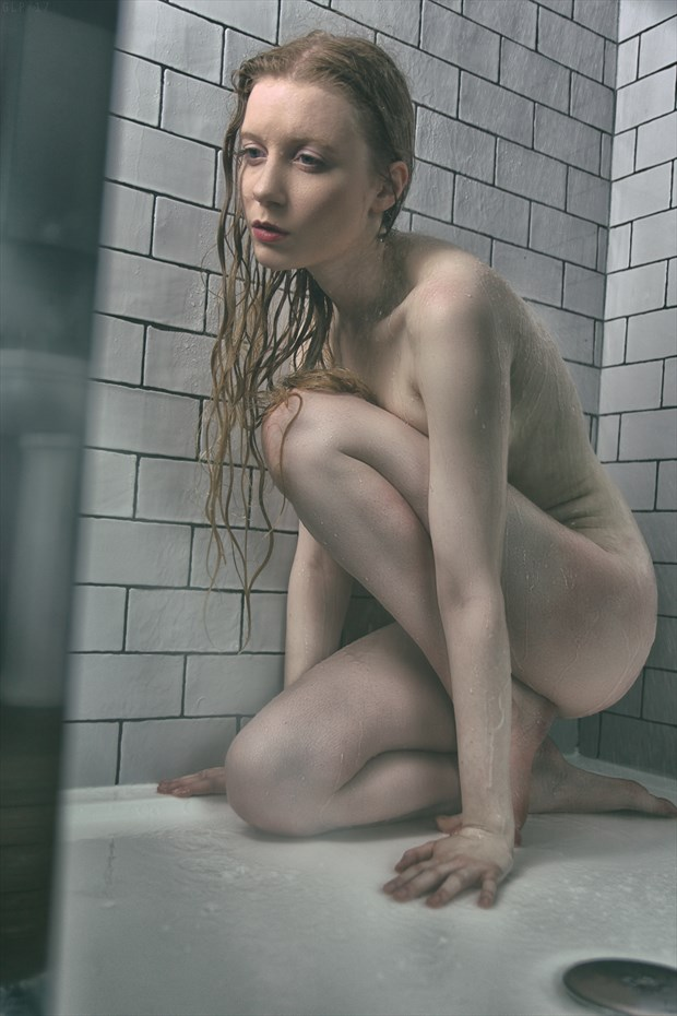 Too many thoughts Artistic Nude Photo by Photographer Ghost Light Photo
