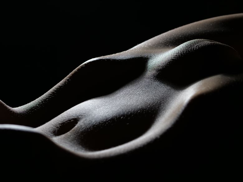 Topografica Femina Artistic Nude Photo by Photographer Shadows and Light