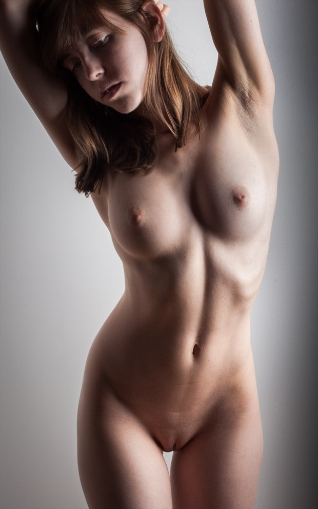 Torso   First Shoot Artistic Nude Photo by Photographer rick jolson