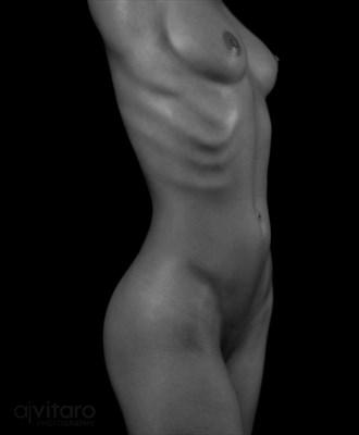 Torso Artistic Nude Photo by Photographer AJVitaroPhoto