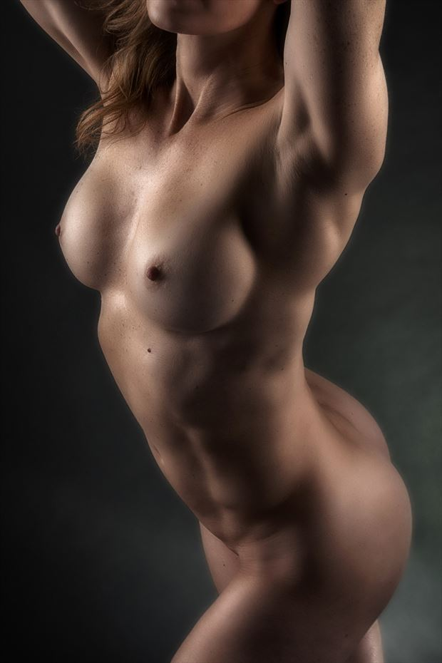 Torso Artistic Nude Photo by Photographer rick jolson