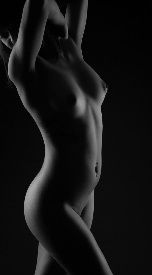 Torso I Artistic Nude Photo by Photographer Allan Taylor