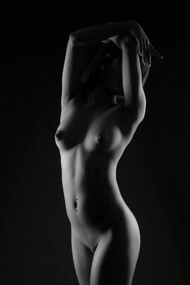Torso II Artistic Nude Photo by Photographer Allan Taylor
