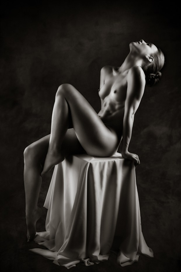 Toward the Light Artistic Nude Photo by Photographer Vincent Isner