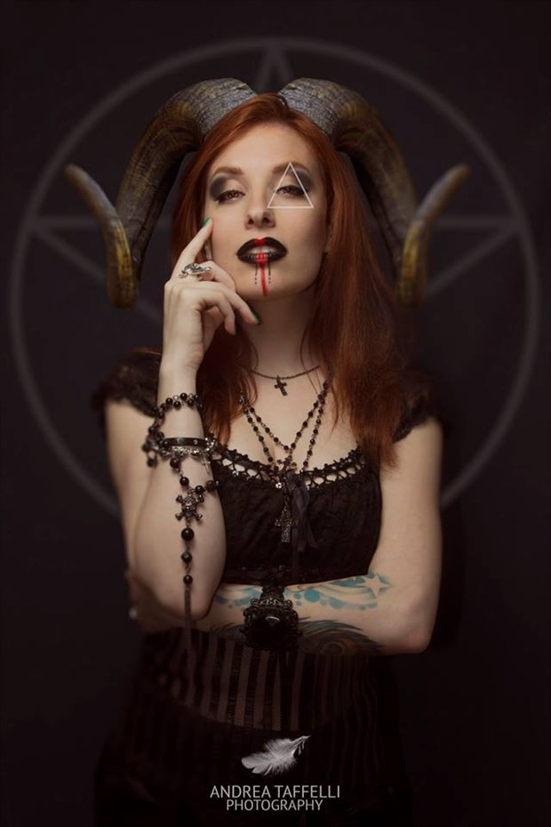 ToxicV Fantasy Artwork by Photographer Andrea Taffelli Ph