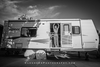 Trailer Trash Artistic Nude Photo by Photographer cleghornphoto