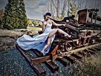Train ride Glamour Photo by Photographer leonard