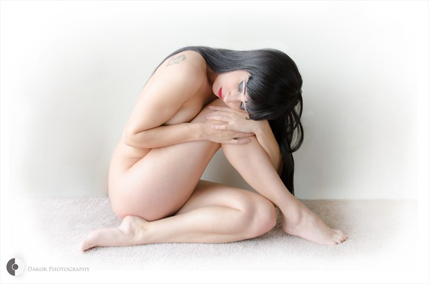Tranquility  Artistic Nude Photo by Photographer Kor