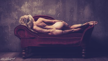 Tranquility Artistic Nude Artwork by Photographer Anders Nielsen