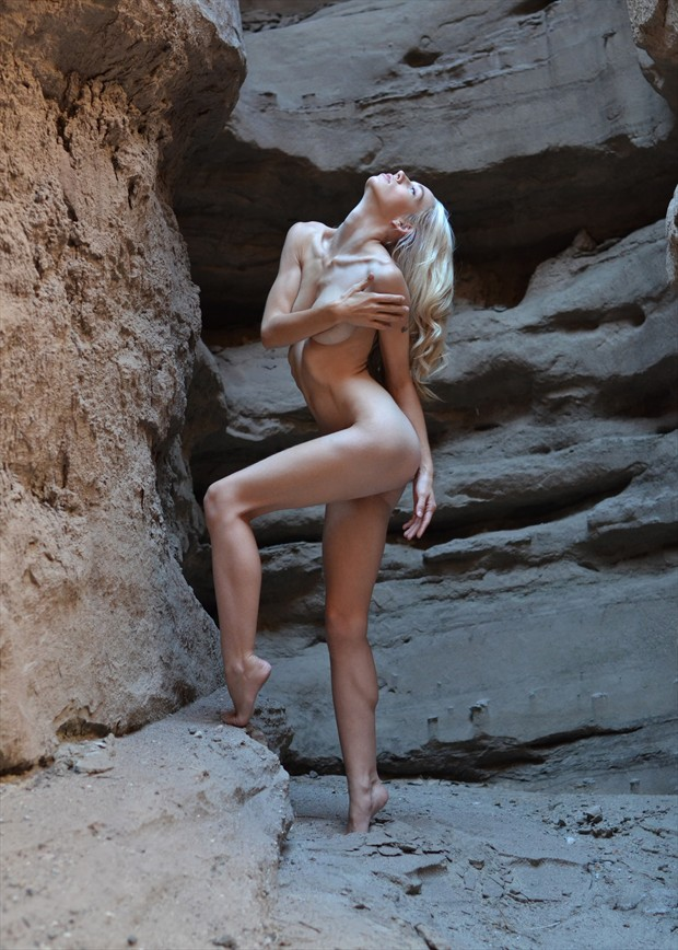 Transformed by Light Artistic Nude Photo by Photographer Alan H Bruce