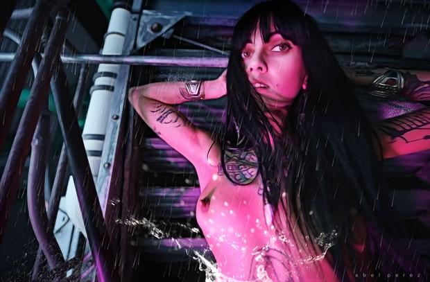 Transgressive Artistic Nude Artwork by Photographer Mindplex
